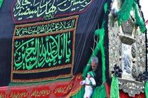 مراسم مافی زیاران در استان قزوین برگزار شد