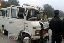 حادثه رانندگی  در اصفهان 9 مصدوم داشت