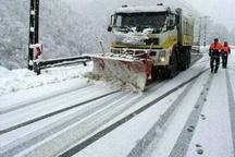 بارش سنگین برف راه ارتباطی 120 روستای آذربایجان شرقی را بست