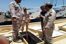 60 هزار لیتر گازوییل قاچاق در بندرعباس کشف شد