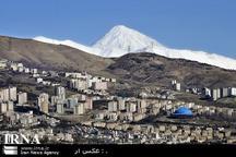 کیفیت هوای تهران با شاخص 75 سالم است
