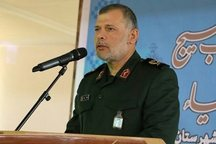 فرمانده سپاه یزد: کاهش ناهنجاری های اجتماعی در گرو توجه به  ورزش است