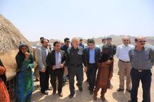 بنیاد مستضعفان محرومیت زدایی از دو روستای قلعه گنج کرمان را آغاز کرد