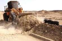 9 هکتار زمین ملی منابع طبیعی در بستک رفع تصرف شد