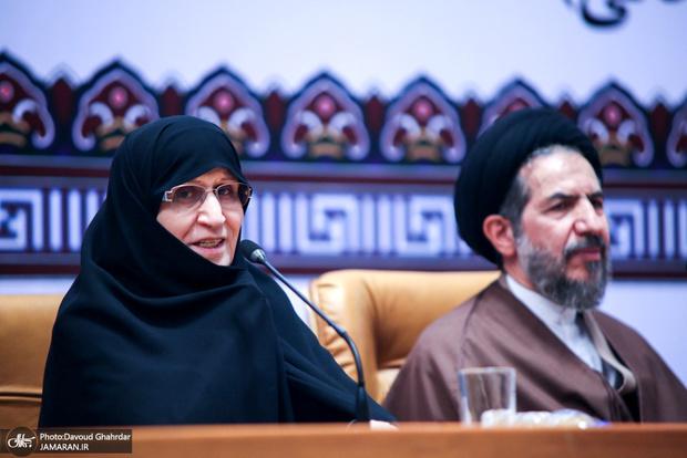 دکتر زهرا مصطفوی: کلمه «وحدت» بیش از هر کلمه ای در سخنرانی های امام تکرار شده است