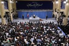 رهبر معظم انقلاب: آنطور که برجام عمل شد، من خیلی اعتقادی نداشتم/ بارها هم به رئیس جمهور و وزیر خارجه گفتیم و تذکر دادیم