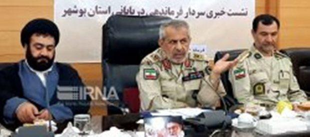 4100 میلیارد ریال کالای قاچاق در استان بوشهر کشف شد