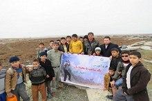 اجرای طرح یک ساعت با محیطبان در مدارس غرب گلستان
