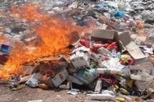 امحای هزار و 580 کیلوگرم مواد غذایی فاسد در کاشمر