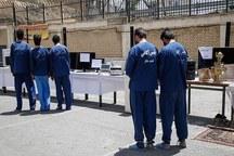 بانک اطلاعاتی بین استانی از قاچاقچیان مواد مخدر تشکیل شود
