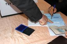 انتخابات در خراسان رضوی در 4573شعبه اخذ رای