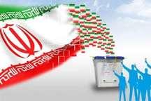 ملت ایران باردیگردر انتخابات با آرمان های انقلاب و رهبری تجدید بیعت می کنند