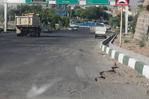 آسفالت معابر زنجان، چالش اساسی خدمات شهری