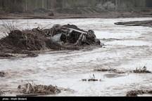 طوفان و سیل ۱۴۰ میلیارد ریال خسارت در اردبیل بر جای گذاشت