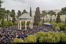 آمار اسکان گردشگران نوروزی در فارس 60 درصد افزایش یافت