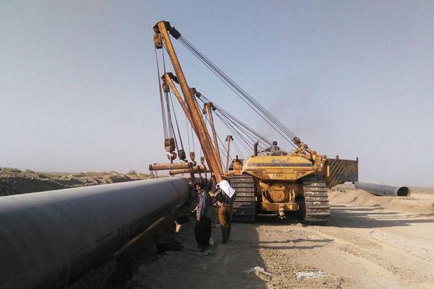 گازرسانی به 1276خانوار روستایی ماهنشان با CNGانجام می شود