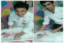 نوزاد عجول در آمبولانس اورژانس زنجان چشم به جهان گشود