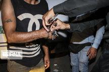 بازداشت ۲هزار و ۵۰۰ خردهفروش موادمخدر در مازندران
