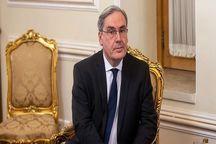 سفیر فرانسه در ایران: بدون تردید دنباله روی از آمریکا را درست نمی دانیم