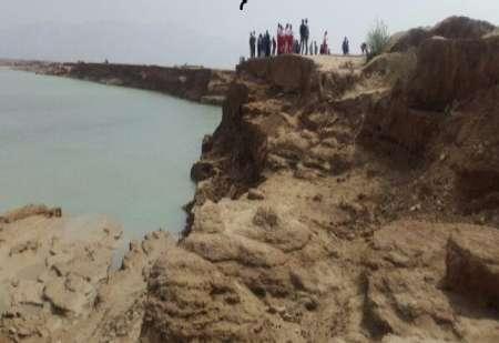جسد جوان مفقود شده در دشتی بوشهر از رودخانه مند خارج شد