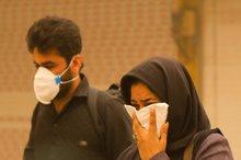 گرد و غبار در کرمان 28 نفر را راهی مراکز درمانی کرد