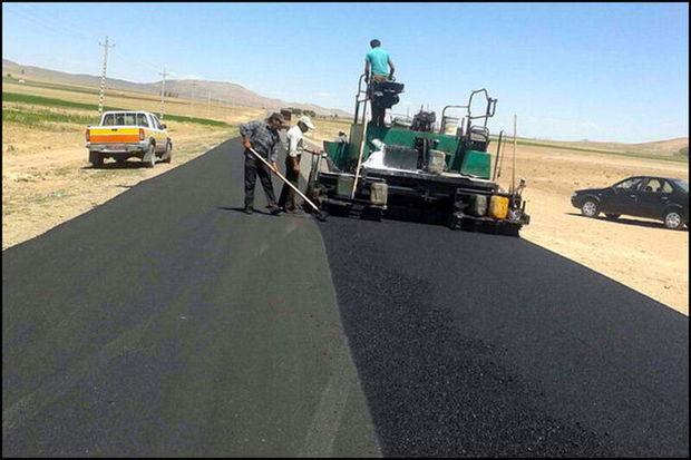 ۹۶ کیلومتر از راههای استان ایلام بهسازی شد