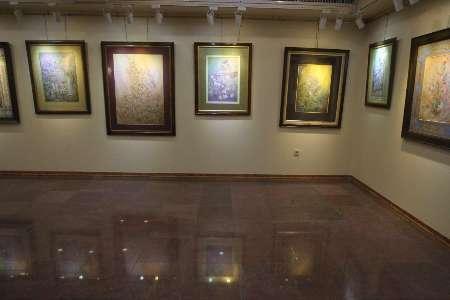 آثار 2 هنرمند اصفهان در هنرستان هنرهای زیبا به نمایش در می آید