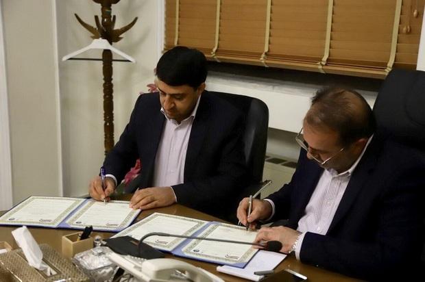 استانداری فارس و کمیته امداد تفاهم نامه ساخت مسکن امضا کردند