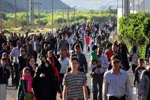 پیاده روی خانوادگی هفته سلامت در دهدشت برگزار شد