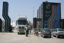 گمرک ایران در مرز لطف آباد محدودیت ایجاد نکرده است