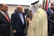 دیدار وزیران نفت ایران و عربستان سعودی در نشست اوپک