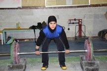 مشخص شدن اولین بانوان قهرمان وزنه برداری ایران