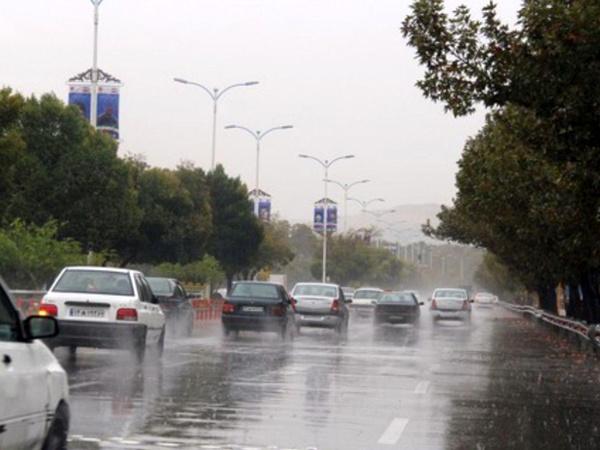 سامانه بارشی صبح سه شنبه از استان همدان خارج می شود
