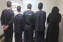 دستگیری سارقان 175 دستگاه خودرو در البرز