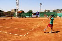 مازندران، قهرمان تنیس کشور در رده زیر ۱۴ سال شد