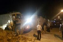 انفجار یک منزل مسکونی در دزفول مرگ مرد 34 ساله در زیر آوار