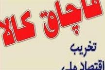 توقیف کامیون حامل گوساله قاچاق در آزادراه تهران –کرج
