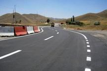 نقاط حادثه خیز جاده های سبزوار و داورزن ایمن سازی شدند