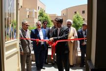 افتتاح دفتر امور کنسولی دانشجویان غیر ایرانی در دانشگاه امام(ره) قزوین