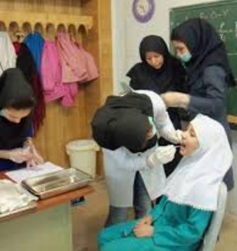 40 هزار دانش آموز ابتدایی کاشانی از خدمات بهداشت دهان و دندان بهره مند شدند