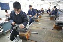 ورود 50 درصد از مهارت آموزان فنی و حرفه ای چالدران به بازار کار