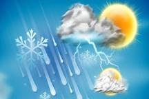 بارش ها در اردستان 21 درصد کاهش دارد