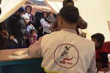 23 تیم پزشکی در مناطق محروم همدان حضور یافتند