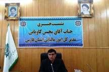 سهم 89 درصدی مالیات از بودجه 22 هزار میلیارد ریالی استان فارس