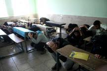 نوزدهمین مانور زلزله و ایمنی در مدارس ایلام برگزار شد