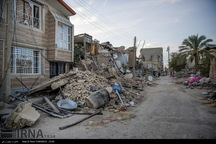 2500واحد زلزله زده برای دریافت تسهیلات معرفی شدند