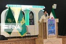 امامجمعه موقت شیراز:قوه قضاییه مبارزه با مفسدان را با قدرت ادامه دهد