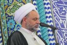 امام جمعه بهاباد: انتخابات عرصه حمایت و تایید نظام است