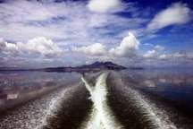 افزایش 75 سانتیمتری تراز دریاچه ارومیه در مقایسه با مهرماه 94