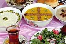 خوراکی های مفید و مضر برای افطار و سحر